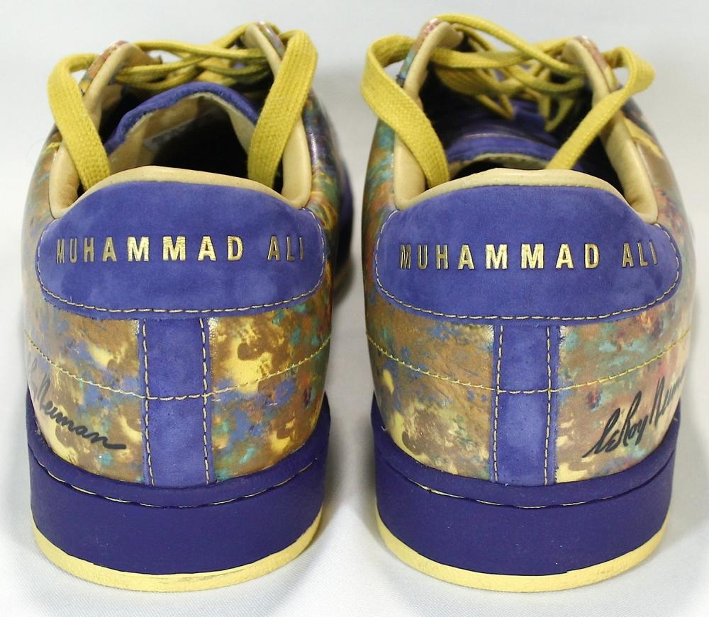 main_3-Adidas-LeRoy-Neiman-Custom-Designed-Muhammad-Ali-Rare-Shoes muhammad ali - Selamat Jalan, Muhammad Ali. Kenangan Kehebatannya Terukir Untuk Generasi Berikutnya.