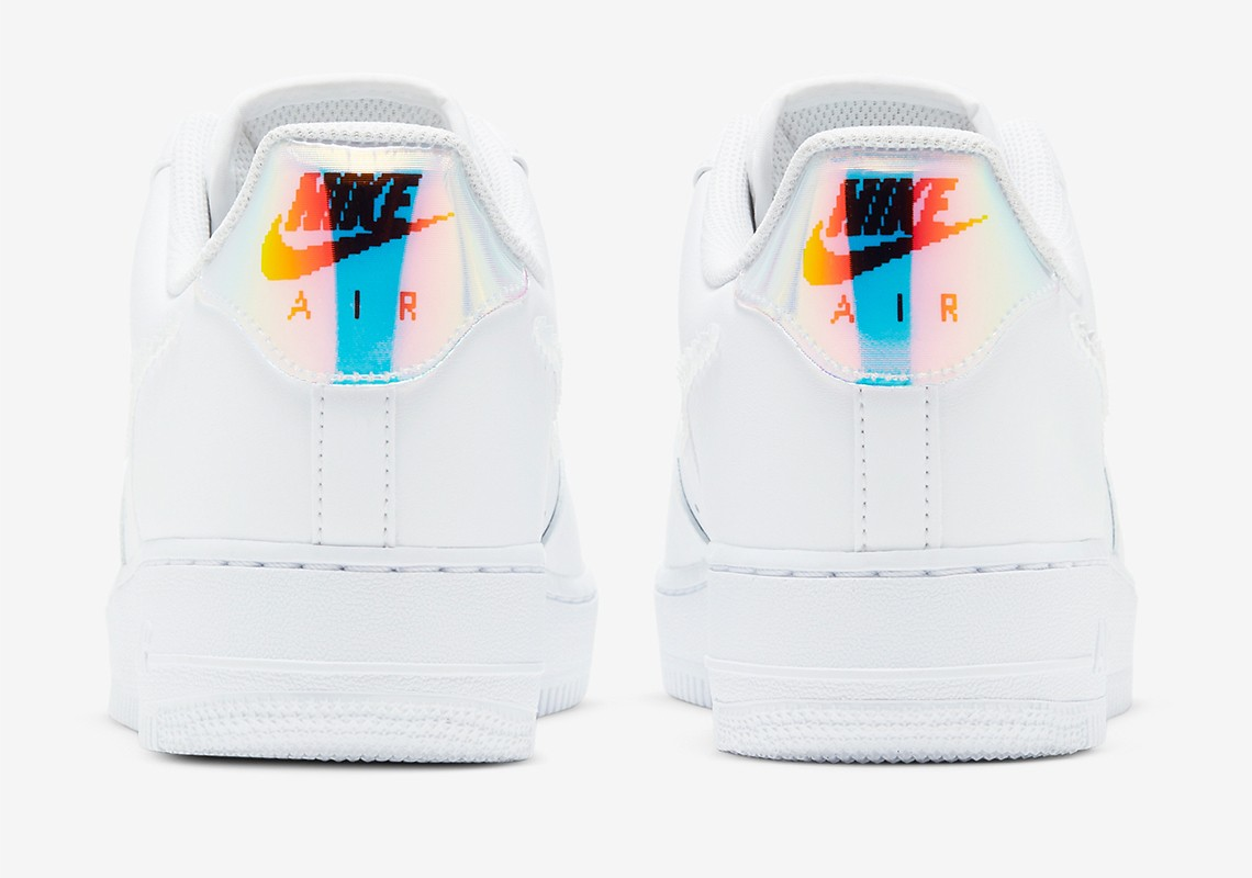 "Nike Air Force 1 Low ""Iridescent Pixel""Nike Air Force 1 Low ""Iridescent Pixel"" nike air force 1 low ""iridescent pixel"" - Nike Air Force 1 Low ""Iridescent Pixel"" White"